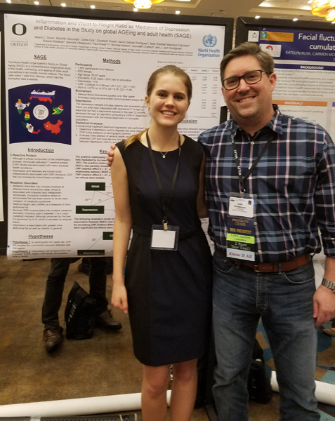 alli dona and josh snodgrass aapa 2018